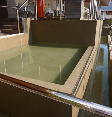 Waterproofing Melbourne - Ponds